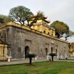 Forbidden city ancient hanoi