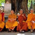 Vientiane-Monks