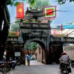 O quan chuong ancient gate