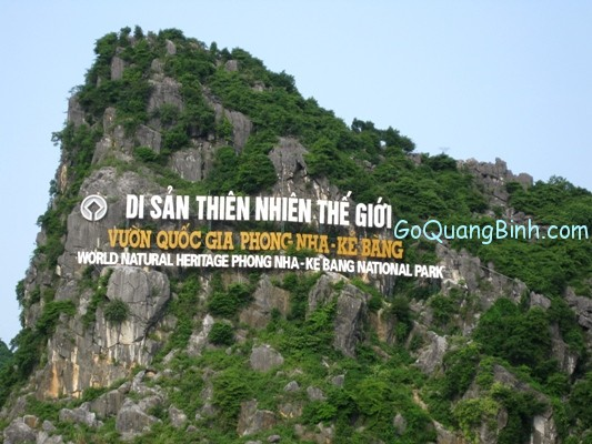 world natural heritage phong nha - ke bang national park