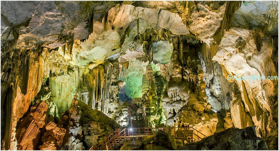 dong tien son cave
