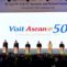 Visit ASEAN@50 campaign announces Its 50 travel experiences for 2017